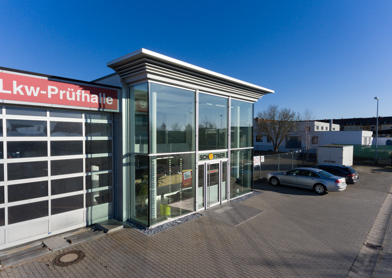 Ingenieurbüro Schottner - Firmengebäude